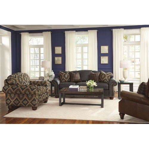 364831 in by Flexsteel in Warrensburg, MO - Bexley Leather Sofa with ...