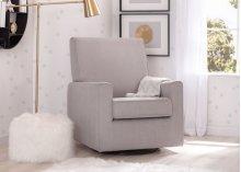 Ava Upholstered Glider - Dove Grey (034)