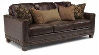 Port Royal Leather Sofa Product Image