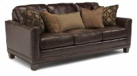 Port Royal Leather Sofa Product Image