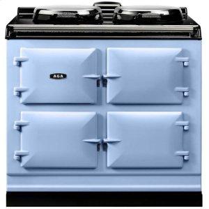 AGADuck Egg Blue AGA Dual Control 3-Oven All Electric