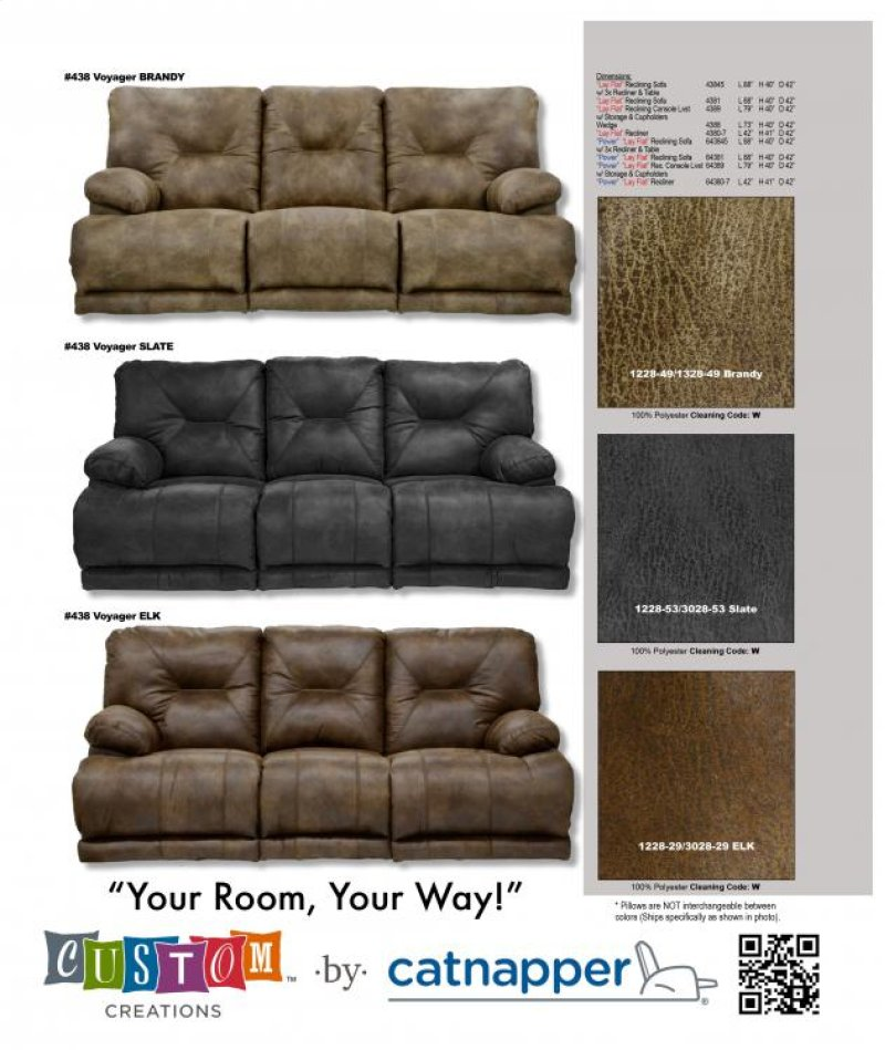 Astounding 43845 In By Catnapper In Woodbury Tn Lay Flat Recl Sofa Ncnpc Chair Design For Home Ncnpcorg