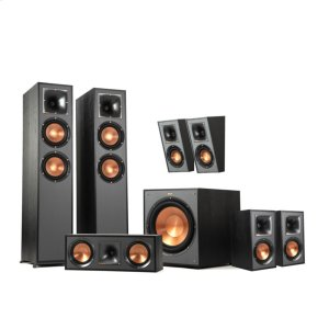 KlipschR-620F 7.1 Home Theater System