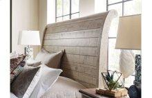 Lynton Sleigh Cal. King Bed - Complete