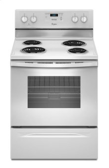 WFC150M0EW - 4.8 Cu. Ft. Freestanding Counter Depth Electric Range - ONLY AT JONESBORO LOCATION!