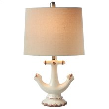Anchor Accent Lamp. 40W Max.