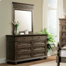 Cassidy - Eight Drawer Dresser - Aged Cask Finish Product Image