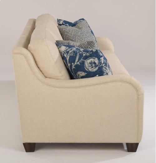 Fortuna Fabric Sofa