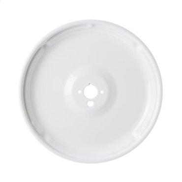Gas range white porcelain small burner bowl