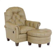 Crescent Tilt Back Chair & Ottoman