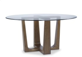 Bowery Place Dining Table Base Only