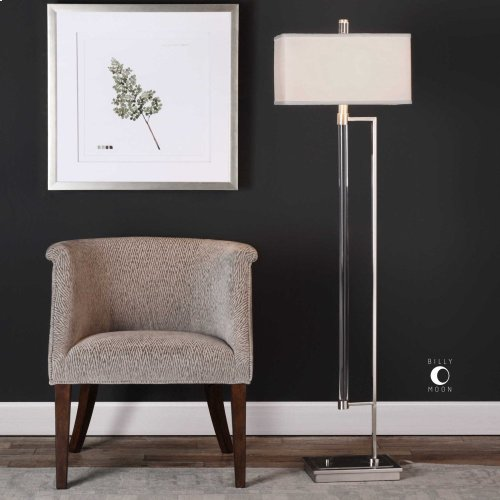 Mannan Floor Lamp
