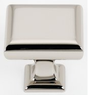 Manhattan Knob A310-14 - Polished Nickel