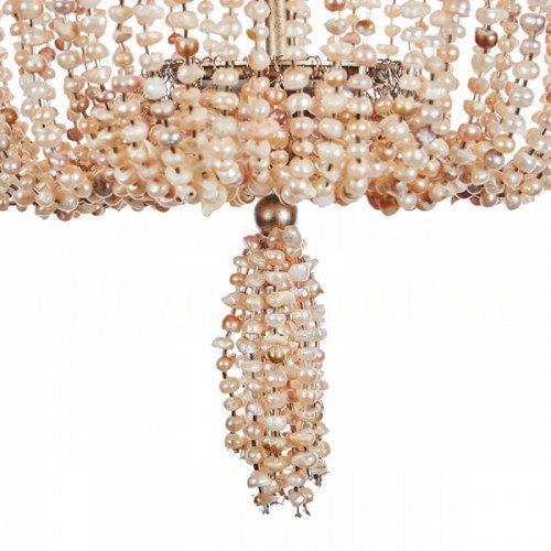 Pink Pearl Pendant