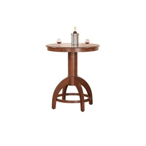 Hillsdale FurniturePalm Springs Bar Height Dining Table - Ctn B - Base Only