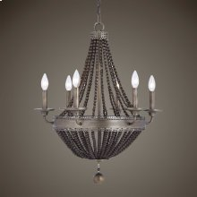 Thursby, 6 Lt Chandelier
