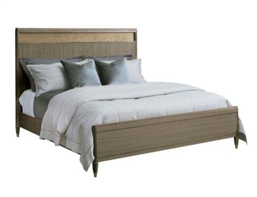 Craven Cal King Platform Bed 6/0 Complete