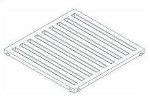 Mountain Re-Vive - Linear Shower Grid (Plastic Sleeve) - Brushed Nickel