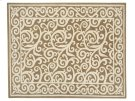 Border Scroll Rug Product Image