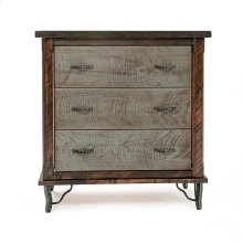 Hill Country 3 Drawer Chest
