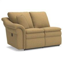Devon La-Z-Time® Right-Arm Sitting Reclining Loveseat