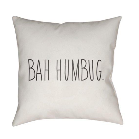"Bahhumbug HDY-003 20"" x 20"""