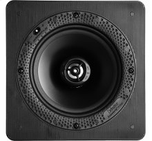 "Disappearing Series Square 6.5"" In-Wall / In-Ceiling Loudspeaker"