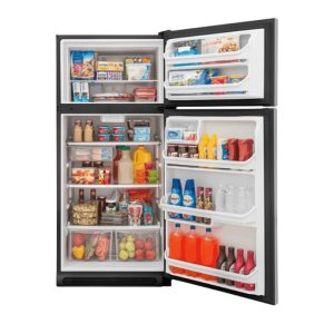 FRIGIDAIRE TOP FREEZER PACKAGE