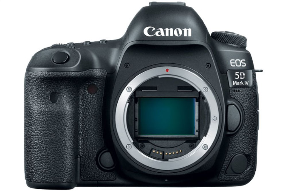 Canon EOS 5D Mark IV Body Digital SLR Camera