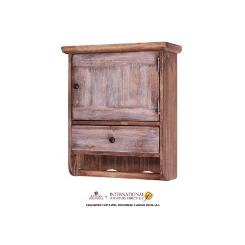 1 Door, 1 Drawer Storage