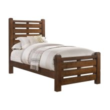 1022 Logan Twin Bed