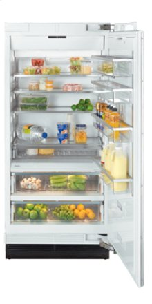 "36"" F 1901 Vi Built-In Freezer with Custom Panel - 36"" Freezer"