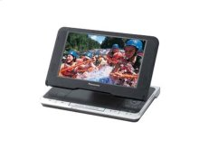 "8.5"" Diagonal Widescreen Portable DVD Player with Carrying Case"