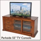 "55"" TV Console Product Image"