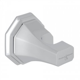 Polished Chrome Perrin & Rowe Deco Fixed Parking Bracket For Handshower