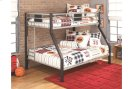 Twin/Full Bunk Bed w/Ladder Product Image