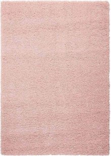 Amore Amor1 Blush Rectangle Rug 5'3'' X 7'5''
