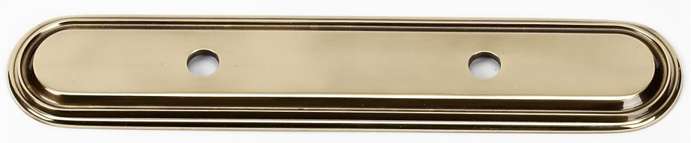Venetian Backplate A1507-3 - Polished Antique
