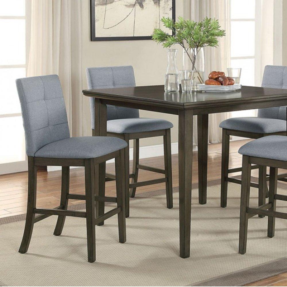 Charlene 5 Pc. Counter Ht. Table Set