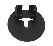 Black Sonos One Compatible Adapter Bracket for the SANUS Wireless Speaker Stand