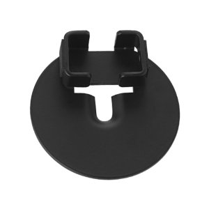 Black Sonos One Compatible Adapter Bracket for the SANUS Wireless Speaker Stand - BLACK