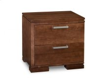 Cordova LEFT 2 Drawer Night Stand