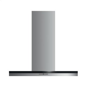 "Fisher & PaykelWall Range Hood, 36"", Box Chimney"