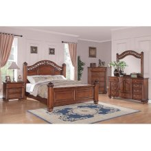 Elements Furniture BQ600 Barkley Square Bedroom set Houston Texas USA Aztec Furniture