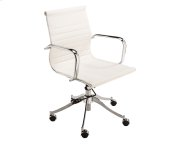 Tyler Office Chair - Snow Product Image
