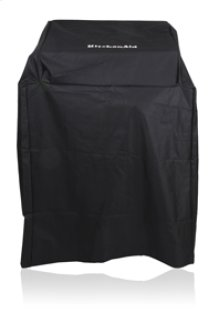"Outdoor Cover for 27"" Freestanding Grill KFRS271TSS & KFRU271VSS"
