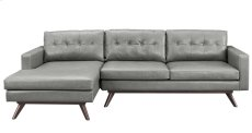 Blake Antique Grey LAF Sectional Product Image