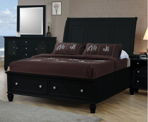 C King Bed