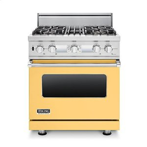 "30"" Sealed Burner Dual Fuel Electronic Control Range, Natural Gas"