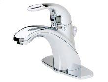 Polished Chrome Parisa Single Control, Centerset Bath Faucet